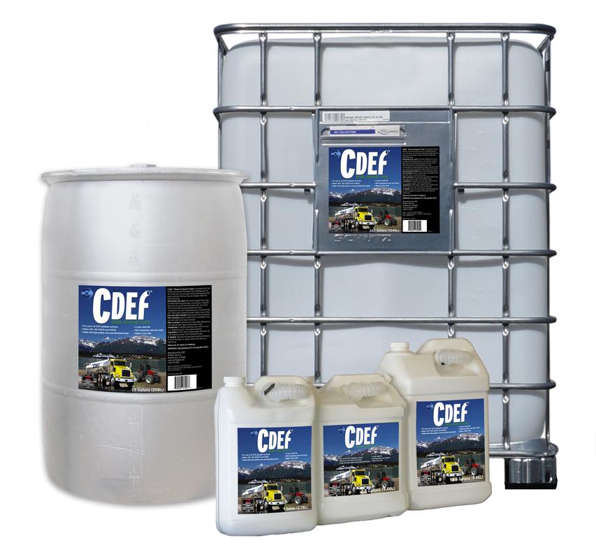 Diesel Exhaust Fluid - Sutton System Sales