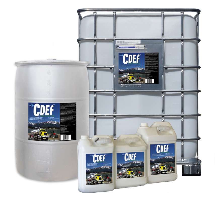 Diesel Exhaust Fluid CDEF Sutton