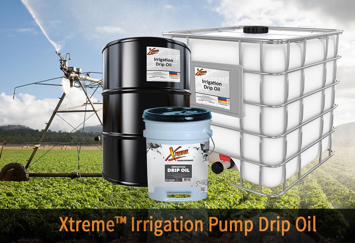 Sutton-System-Sales-Xtreme™ Irrigation Pump Drip Oil