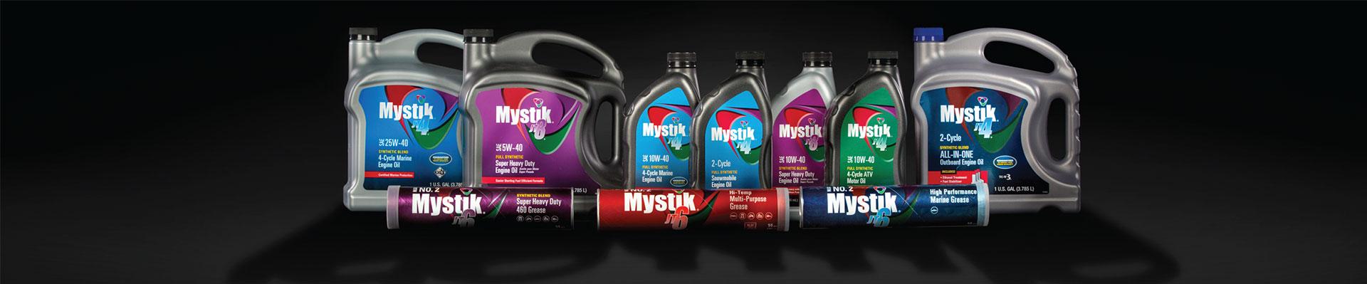 Mystik Lubricants Sutton System Sales